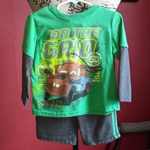 🐢3 for $9🐢 Disney Cars Mater outfit